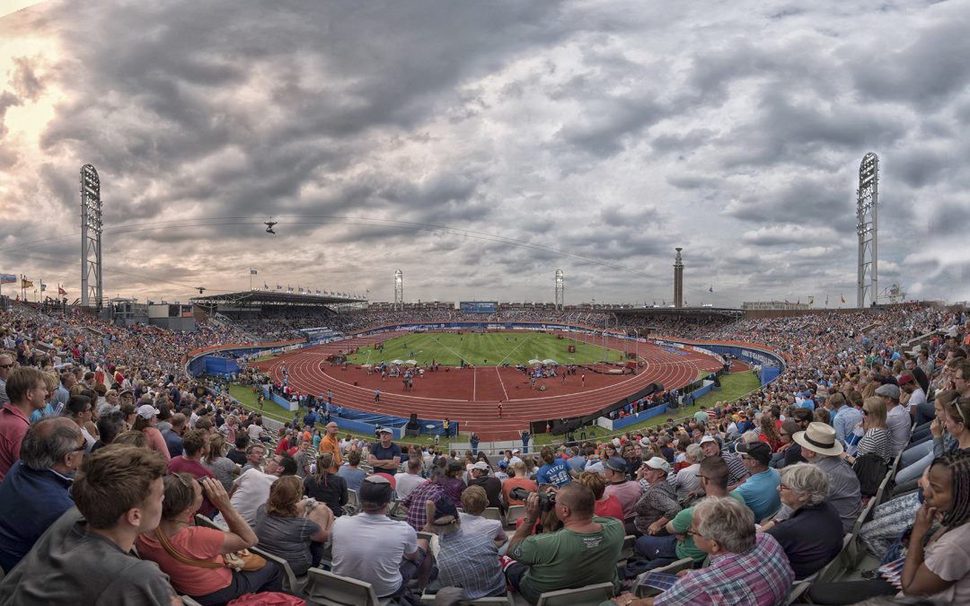 An incredible week as the official photographer for the European Athletics Championships in Amsterdam