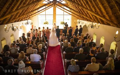 Introducing Mr and Mrs van der Riet