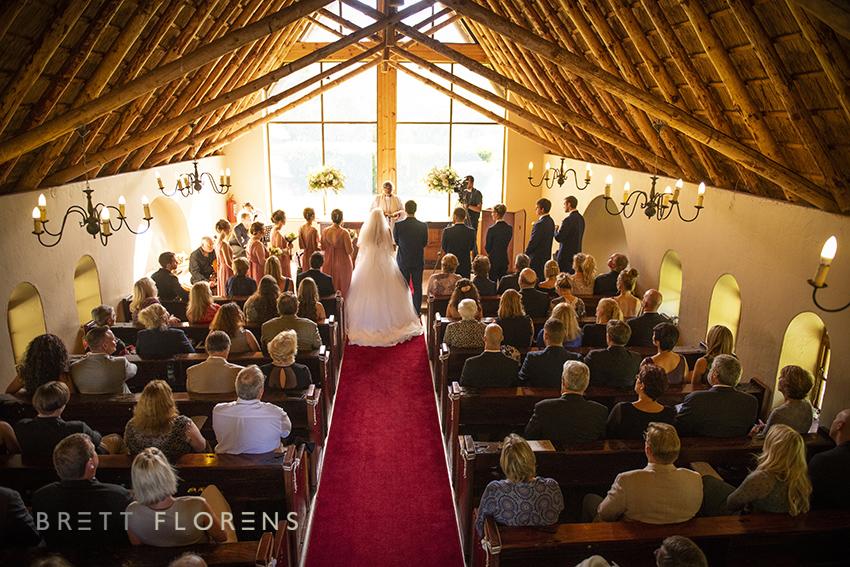 Introducing Mr and Mrs van der Riet